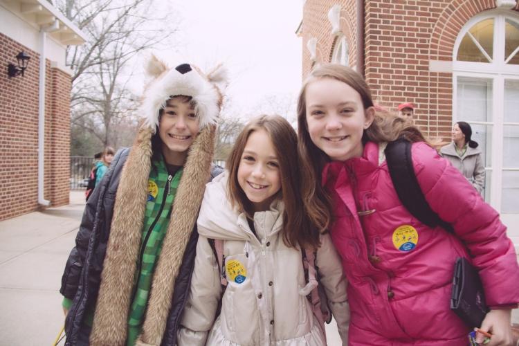 Walk to School Day 0042