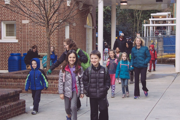 Walk to School Day 0047