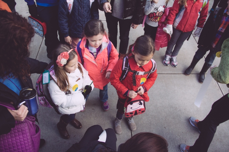 Walk to School Day 0057