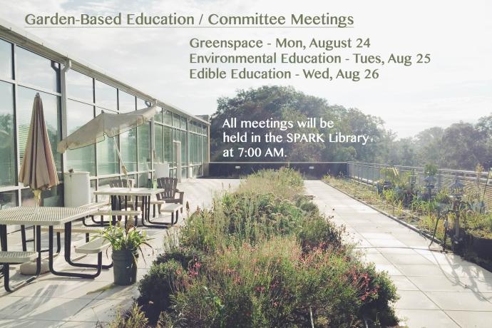 SPARK - Committee Meetings